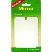 Coghlans Stainless Steel Mirror Onbreekbare Spiegeltje