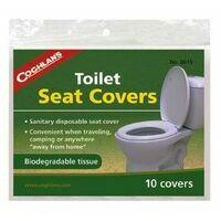 Coghlans Toilet Seat Cover 10 Stuks Toilet Oplegvel