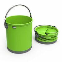 Colapz Opvouwbare Emmer 10L Groen