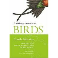 Collins Birds Of Southern America