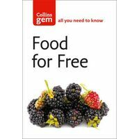 Collins Gem Food For Free