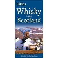 Collins Whisky Map Of Scotland