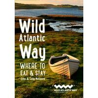 Collins Wild Atlantic Way - Where To Eat And Stay