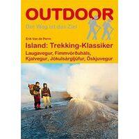 Conrad Stein Verlag Wandelgids Island: Trekking-Klassiker