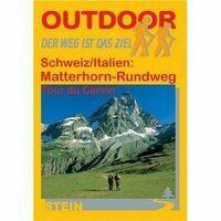 Conrad Stein Verlag Matterhorn Rundweg  / Tour Du Cervin (136)