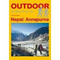 Conrad Stein Verlag Wandelgids Nepal Annapurna