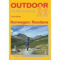 Conrad Stein Verlag Wandelgids Norwegen: Rondane (252)