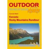 Conrad Stein Verlag Rocky Mountains Rundtour Kanada