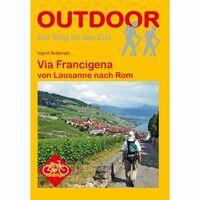 Conrad Stein Verlag Via Francigena: Von Lausanne Nach Rom (201)