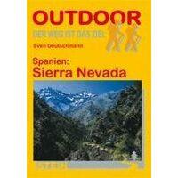 Conrad Stein Verlag Wanderführer Sierra Nevada
