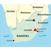 Conrad Stein Verlag Südafrika: Drakensberg Giant's Cup