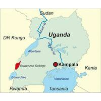 Conrad Stein Verlag Uganda: Ruwenzori Wandelgids