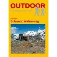 Conrad Stein Verlag Schweiz: Walserweg (276)