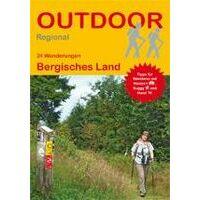 Conrad Stein Verlag Wandelgids Bergisches Land