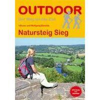 Conrad Stein Verlag Wandelgids Natursteig Sieg