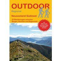Conrad Stein Verlag Wandelgids Nieuw-Zeeland Zuidereiland - Neuseeland