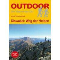 Conrad Stein Verlag Wandelgids Slowakije: Weg Der Helden (E8)
