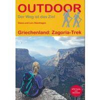 Conrad Stein Verlag Wandelgids Zagoria-Trek Griekenland