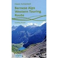 Cordee Bernese Alps Western Touring Route