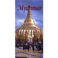 Odyssey Mekong Myanmar Kaart