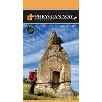 Upcountry Wandelgids The Phrygian Way (Turkije)