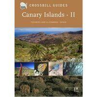 Crossbill Guides Canary Islands 2 Tenerife And La Gomera