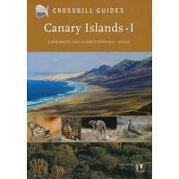 Crossbill Guides Canary Islands 1: Lanzarote and Fuerteventura