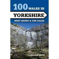 Crowood Press 100 Walks In Yorkshire
