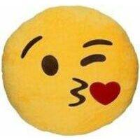 Cuddlebug Smiley Kiss Kussentje