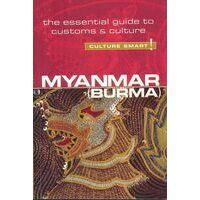 Culture Smart Myanmar Culture Smart