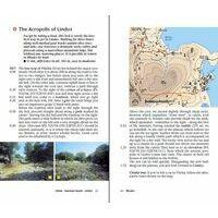 Dieter Graf Verlag Wandelgids Rhodes, Karpathos, Kos& Southern Dodecanese