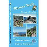 Discovery Walking Wandelgids Madeira Walks Volume 1