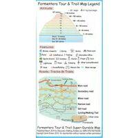 Discovery Walking Wandelkaart Formentera Tour & Trail