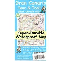 Discovery Walking Wandelkaart Gran Canaria Tour & Trail