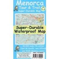 Discovery Walking Wandelkaart Menorca Tour & Trail