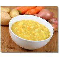 Drytech Cod In Creamy Curry Sauce - Kabeljauw In Romige Kerriesaus