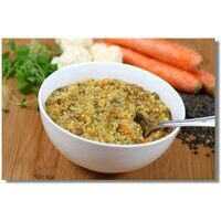 Drytech Couscous With Lentils And Spinach Linzen-Spinazie
