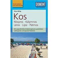 Dumont Gidsen Reiseführer Kos Nissyros Kalymnos