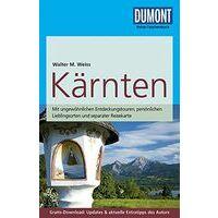 Dumont Gidsen Reisgids Kärnten - Karinthië
