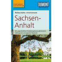 Dumont Gidsen Reisgids Sachsen-Anhalt