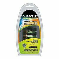 Duracell Duracell Reachargeable Mobile Charger 4 X AA 200mAh
