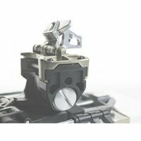 Dynafit TLT Radical ST 2 Met Stopper 12 Mm - Skibinding