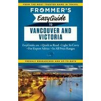 Frommer's EasyGuide To Vancouver