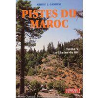 Editions Extrem Sud Gids Marokko Pistes Du Maroc 5 Rifgebergte