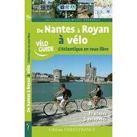 Editions Ouest-France De Nantes A Royan Fietsgids
