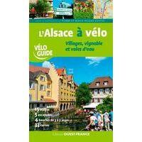 Editions Ouest-France Fietsgids L'Alsace à Vélo