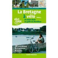 Editions Ouest-France Fietsgids Bretagne à Velo