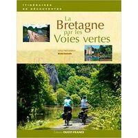 Editions Ouest-France Fietsgids Bretagne Par Les Voies Vertes