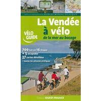 Editions Ouest-France Fietsgids La Vendée à Vélo