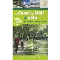 Editions Ouest-France Le Canal Du Midi à Vélo Fietsgids